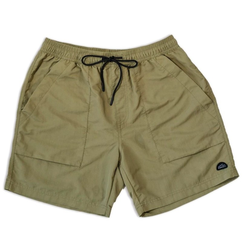 Zorali Recycled Venture Shorts - Olive