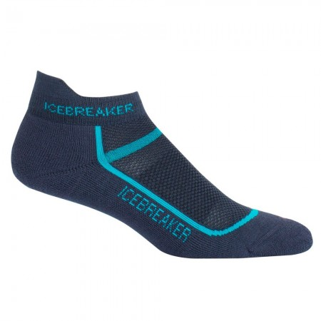 Icebreaker Woman's Socks Lifetime Guarantee Multisport Light Micro - Oil