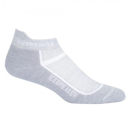 Icebreaker Woman's Lifetime Guarantee Multisport Light Micro Socks - Blizzard