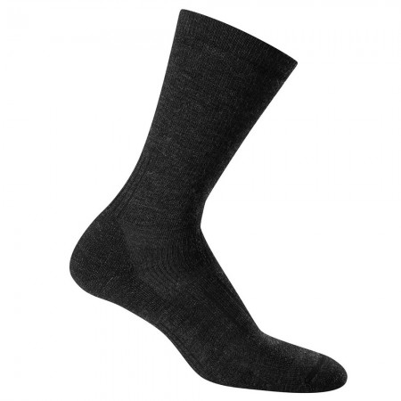 Icebreaker Mens Socks Lifetime Guarantee Hike Medium Crew - Jet