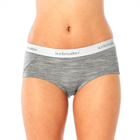 Icebreaker Sprite Hot Pants Undies- Metro