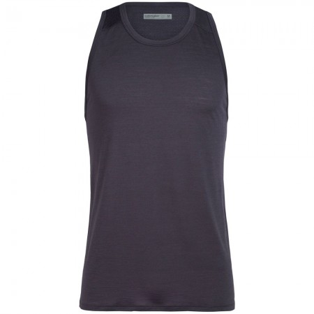 Icebreaker Mens Amplify Tank - Panther