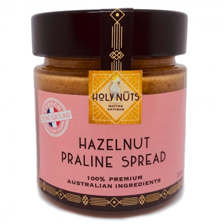 Holy Nuts Hazelnut Praline Spread 200g