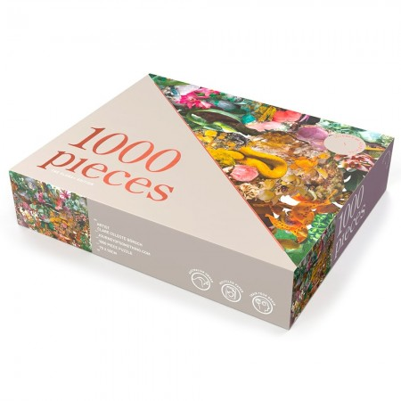 Journey of Something 1000 Piece Puzzle - Flora +