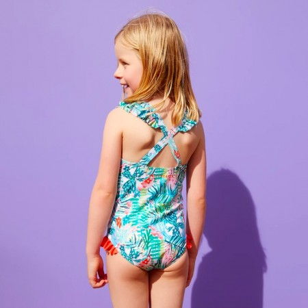 Salty Beasts Swimsuit - Jungle Jam