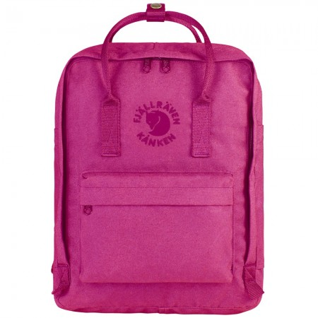 Fjallraven Re-Kanken Backpack - Pink Rose
