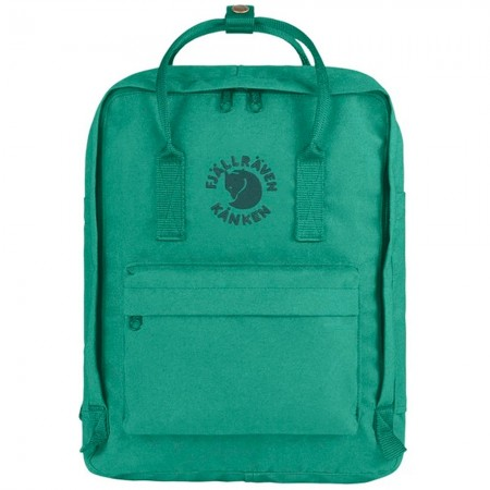 Fjallraven Re-Kanken Backpack - Emerald