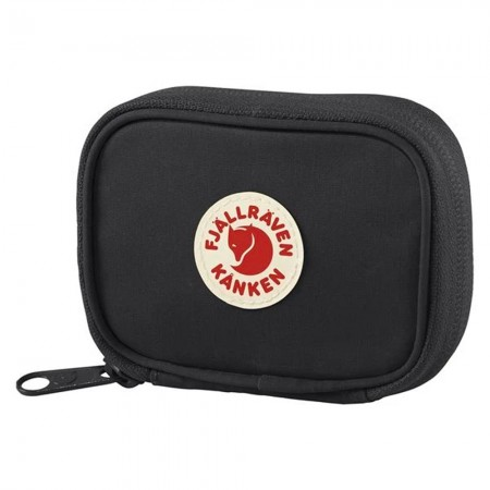Fjallraven Kanken Card Wallet - Black