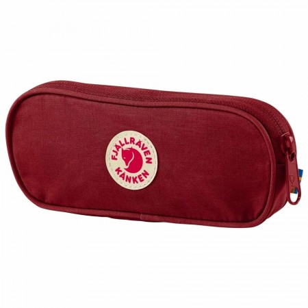 Fjallraven Kanken Pen Case - Ox Red