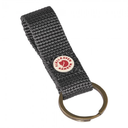 Fjallraven Kanken Key Ring - Super Grey