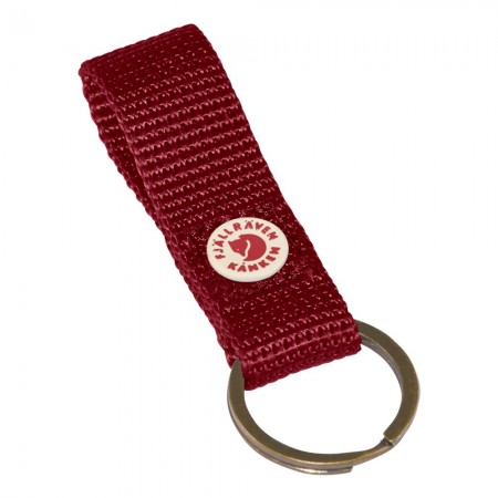 Fjallraven Kanken Key Ring - Ox Red
