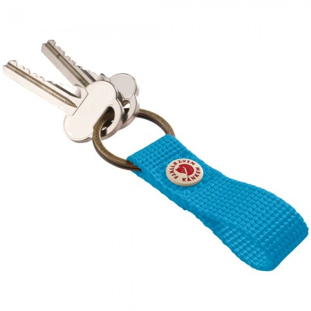 Fjallraven Kanken Keyring - Air Blue