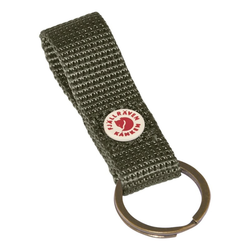 Fjallraven Kanken Key Ring - Green