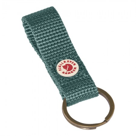 Fjallraven Kanken Key Ring - Frost Green