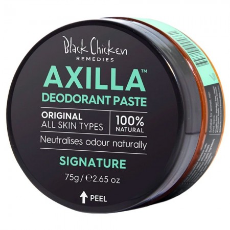 Black Chicken Deodorant Paste Axilla - Signature 75g