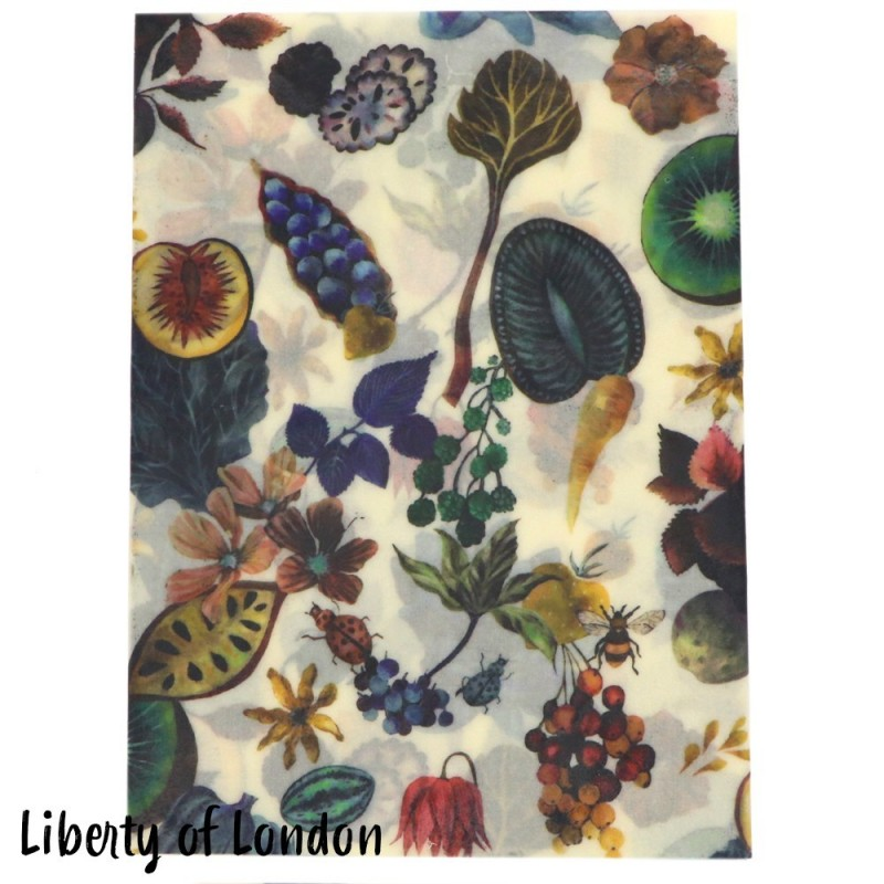 Queen B Beeswax Wrap Baby Uber - Liberty of London