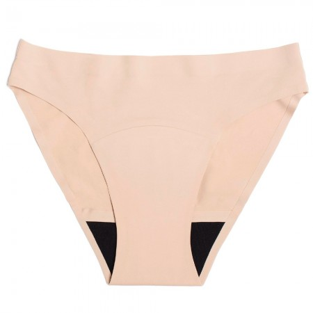 Modibodi Seamfree Bikini Period Undies Moderate/Heavy - Tan