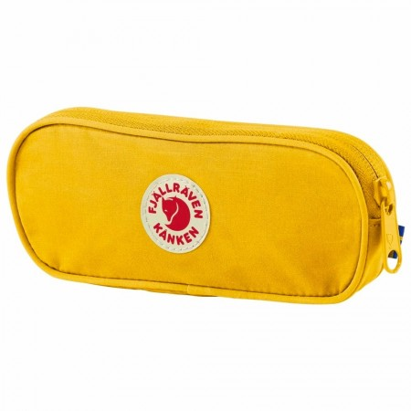 Fjallraven Kanken Pen Case - Warm Yellow
