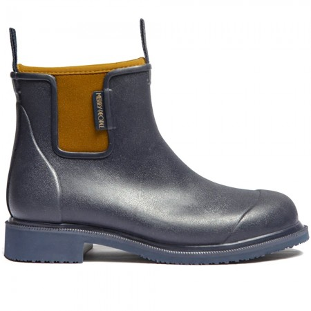Merry People Bobbi Gumboot - Oxford Blue