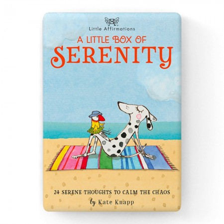 Kate Knapp Box - A Little Box Of Serenity