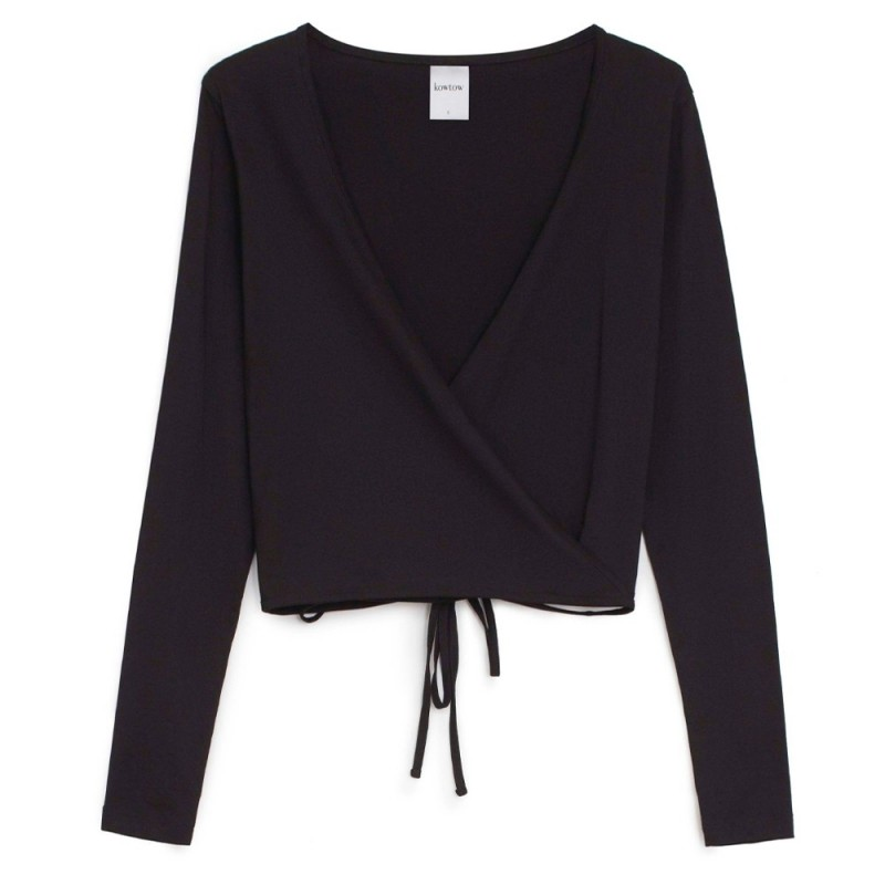 Kowtow Crossover Top
