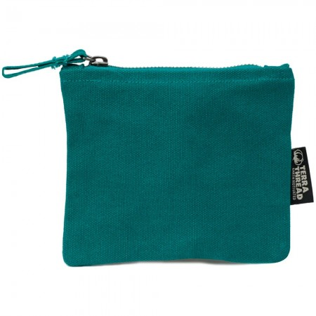 Terra Thread Ziemia Pouch - Turquoise