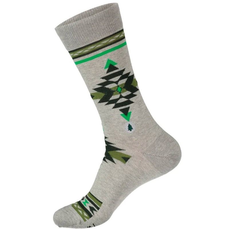 Conscious Step Socks That Plant Trees - Aztec