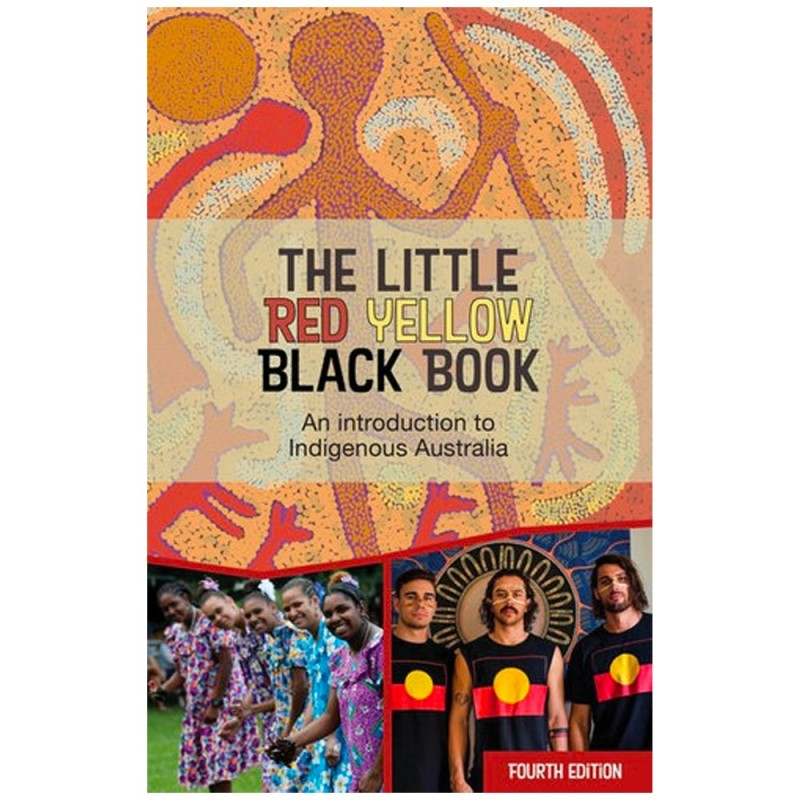 Little Red Yellow Black Book