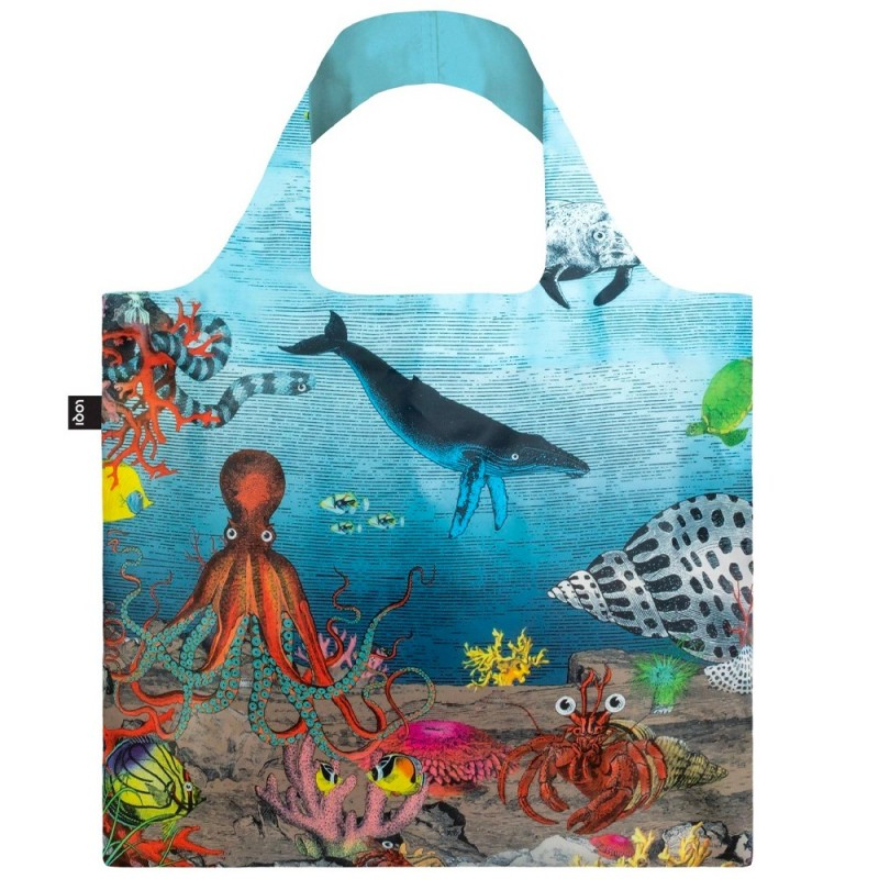 Loqi Reusable Shopping Bag - Great Barrier Reef