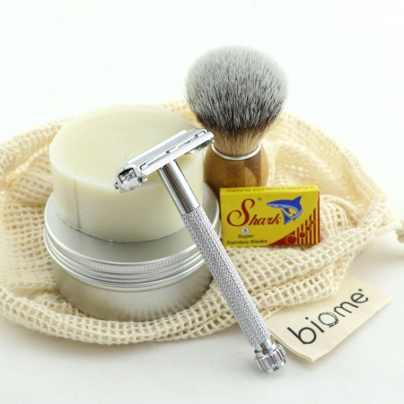 Biome Zero Waste Cool Shave Bundle