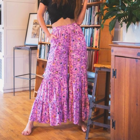 Tamga Designs Magnolia Pants - Bella