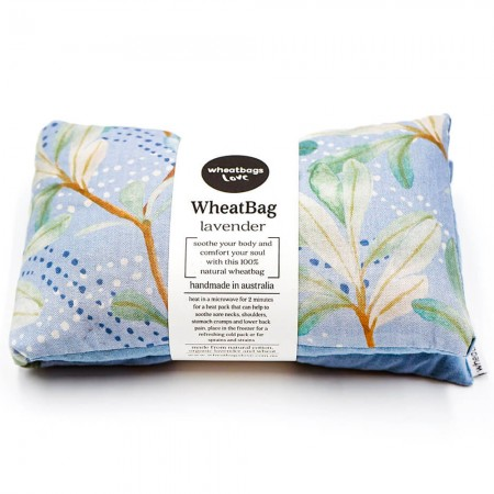 Wheatbags Love Lavender Heat Pack - Banksia Sky