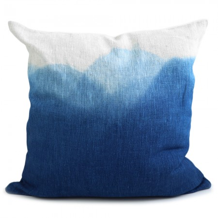 Lava Living Linen Cushion Cover - Blue Mountains