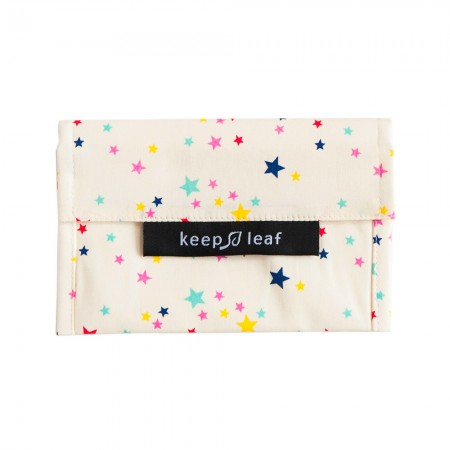 Keep Leaf Medium Baggie - Stars