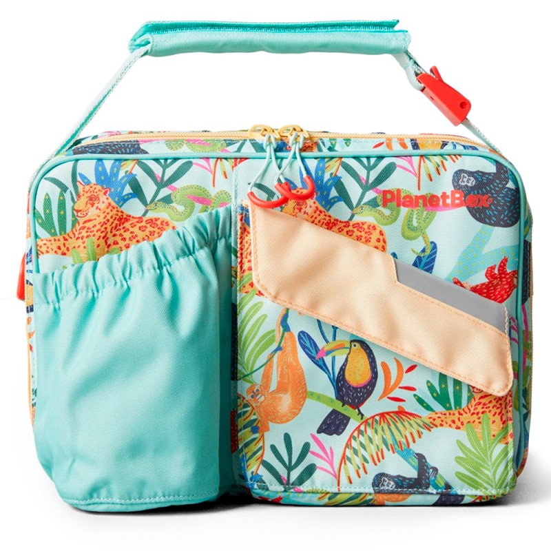Planetbox Rover Carry Bag - Jungle Boogie