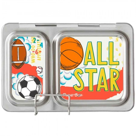 Planetbox Shuttle Kit SPORTS NEW (Box, Dipper, Magnets)