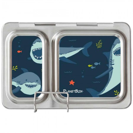 Planetbox Shuttle Kit SHARKS (Box, Dipper, Magnets)