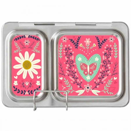 Planetbox Shuttle Kit FLORAL HEART (Box, Dipper, Magnets)