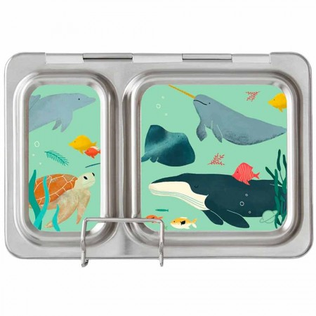Planetbox Shuttle Kit SEA LIFE NEW (Box, Dipper, Magnets)