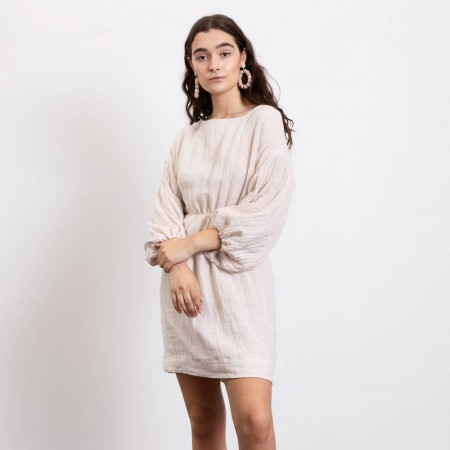 Dominique Healy Arabella Dress - Natural