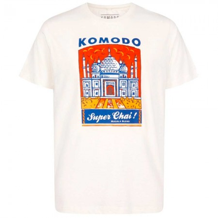 Komodo Kin Super Chai Tee - Off White