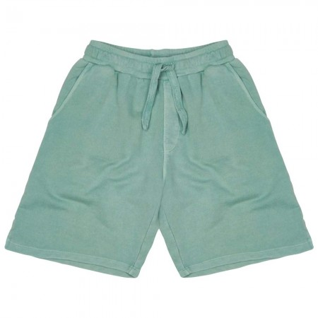 Komodo Organic Cotton Flip Short - Mineral Green