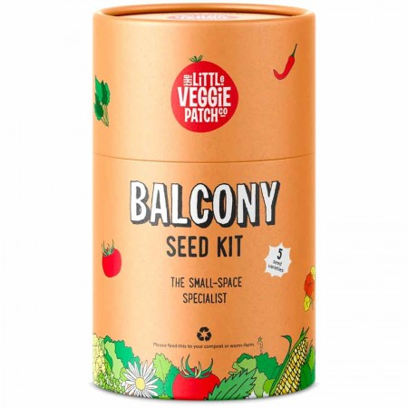 The Little Veggie Patch Co. Seed Kit - Balcony