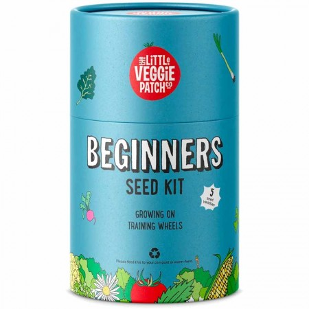 The Little Veggie Patch Co. Seed Kit - Beginners