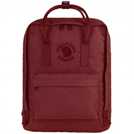 Fjallraven Re-Kanken Backpack - Ox Blood