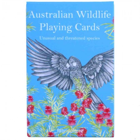 Fabriculture Australian Wildlife Playing Cards