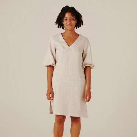 Form By T Elyse Dress - Oat