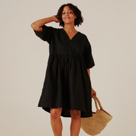 Form By T Suki Dress - Black