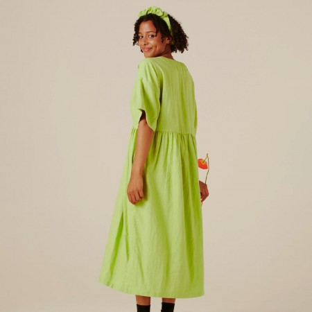 Form By T Suki Midi Dress - Pistachio