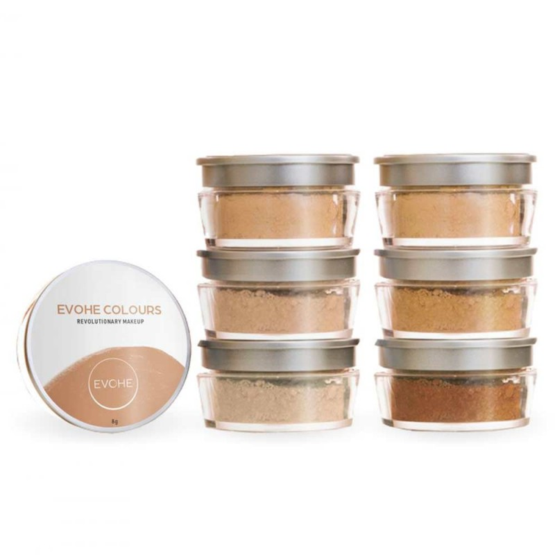 Evohe Mineral Foundation Powder - In-between